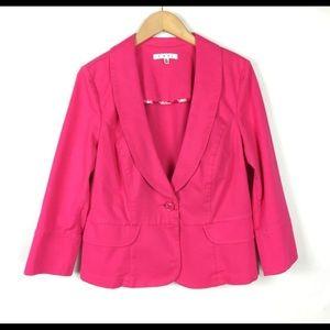 Cabi Pink Jacket